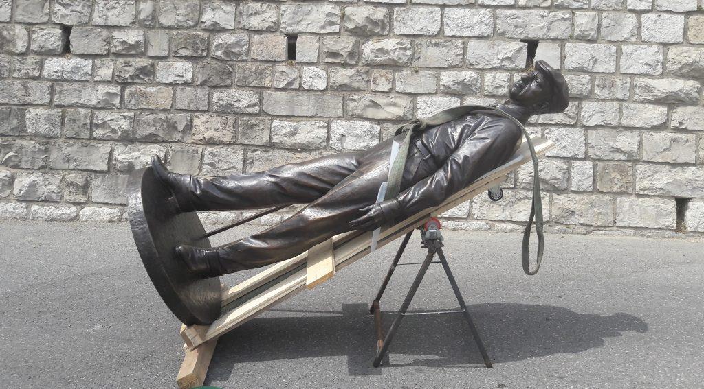 statue d'Ivan Bounine