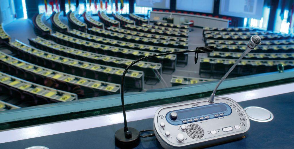 Les interprètes de l'ONU